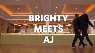 Brighty Meets... AJ