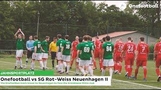 Onefootball vs SG Rot Weiss Neuenhagen II