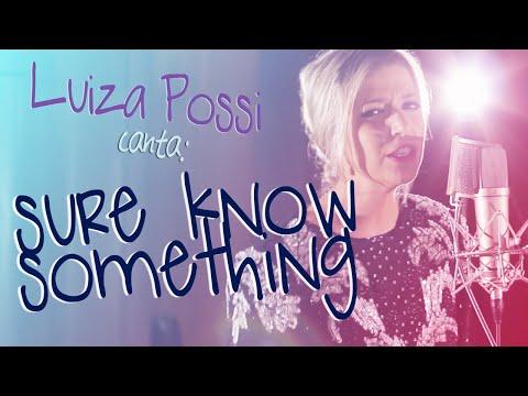 Luiza Possi - Sure Know Something KISS  Lab LP