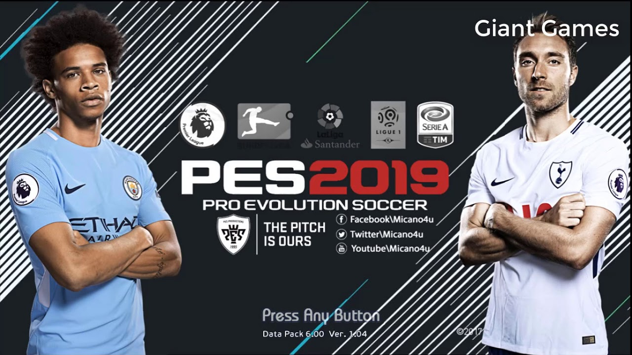 PES 2013 Next Season Patch 2019 with all update