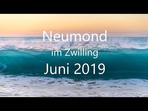 Neumond im Zwilling am 03.06.2019 –  Nimm die perfekte Welle