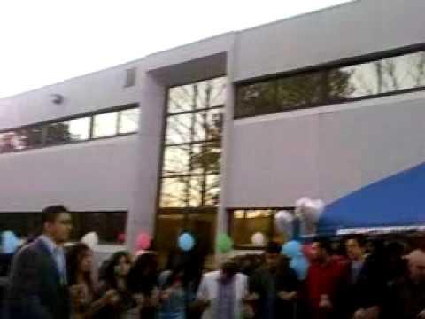 Atlanta Kurdish culture center...opening day!