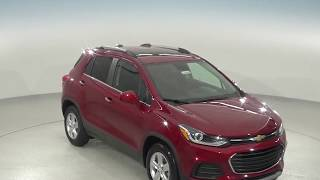 182646 - New, 2018 Chevrolet Trax 1LT Test Drive, Review, For Sale -