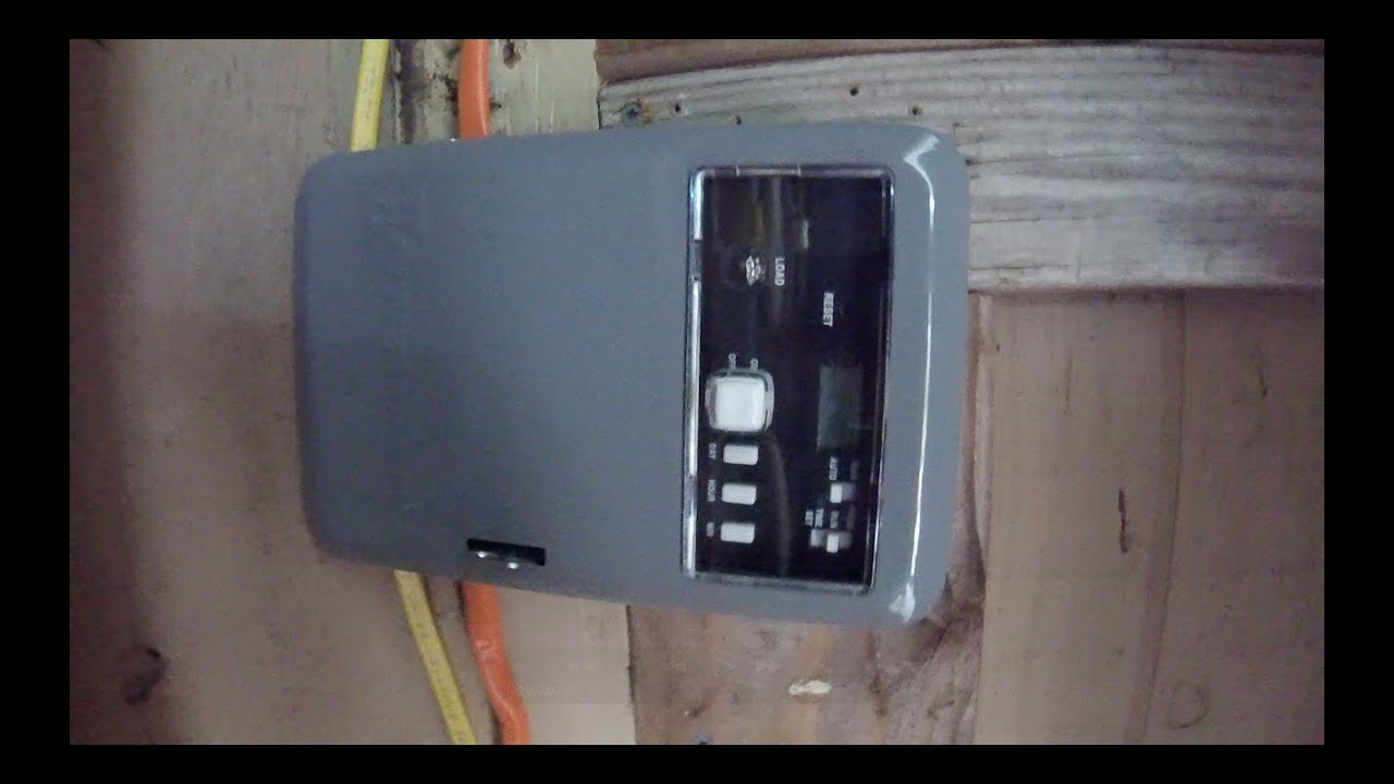 installation of electric water heater timer intermatic eh40 youtube installation of electric water heater timer intermatic [ 1280 x 720 Pixel ]