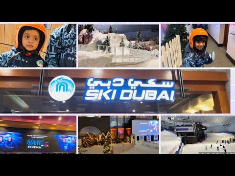 Snowകാണാൻ പോയ ഒരു ദിവസം || Ski Dubai || weekend vlog