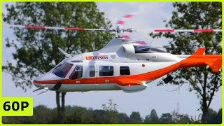RC SCALE BELL 430 ELECTRICAL HELICOPTER FLIGHT DEMONTRATION