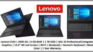 Lenovo V145 AMD A6 Windows 10 Laptop Review | Best Laptop under 20000 । 81MT0034IH