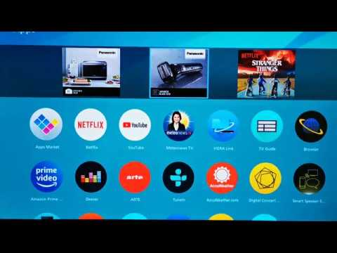 Panasonic GZ2000 OLED TV unboxing and first look