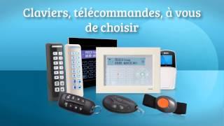 Riviera Protection Alarme LightSYS 2 installation d'alarme Roquebrune Cap Martin