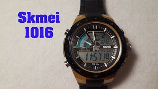 часы Skmei 1016 с Алиэкспресс