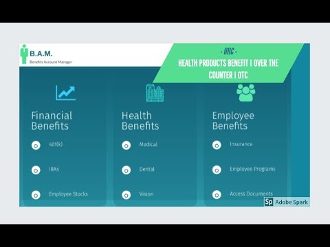 UHC Health Products Benefit | Login / Register | Over The Counter | OTC United Healthcare