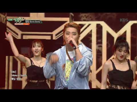 밤밤(Bomb Bomb) - KARD [뮤직뱅크 Music Bank] 20190405