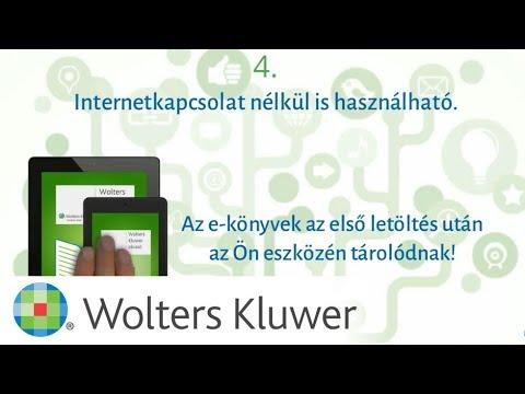 A Wolters Kluwer olvasó