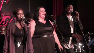 """Influenced-a Tribute to NeoSoul-""""Brown Sugar""""cover - Omar Lunan, Gina P and Lisa Michelle"""