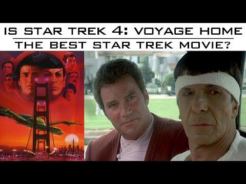 Is 'Star Trek 4: The Voyage Home' The Best Trek Movie?