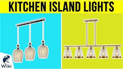 10 Best Kitchen Island Lights 2019