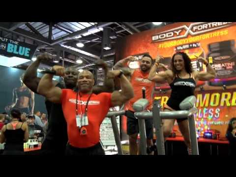 Body Fortress 2015 Arnold Recap