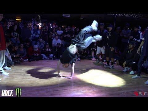 MF Southfront Vs Monster B-Boys - Semis  - Temple Rock Vol 5 - Pro Breaking Tour - BNC