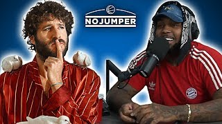 AD Explains How He Got a Role on Lil Dicky's TV Show Dave