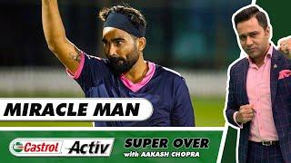 TEWATIA pulls a TEWATIA AGAIN   MUMBAI dethrone DELHI   Castrol Activ Super Over with Aakash Chopra