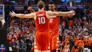 Syracuse Orange Road to the 2016 Final Four: Extended Highlights