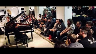 [Live] 3 Libras (A Perfect Circle cover) - iNA-iCH