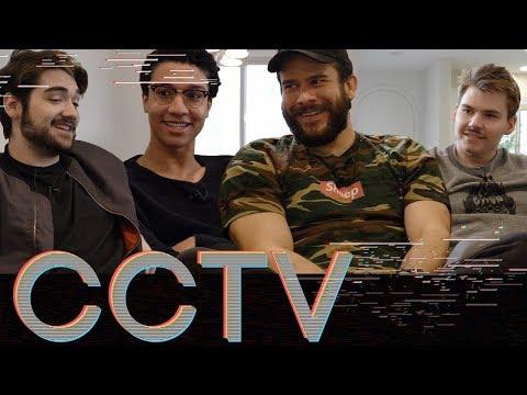 GHOUL GANG HQ (feat. Jakob) • CCTV #18
