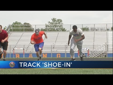 Olentangy Orange's Track Star is a 'Shoe-In'