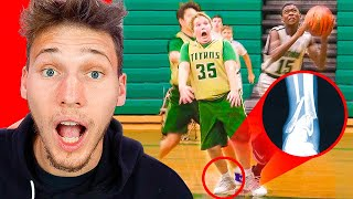This Crazy Ankle Breaker Had To HURT!
