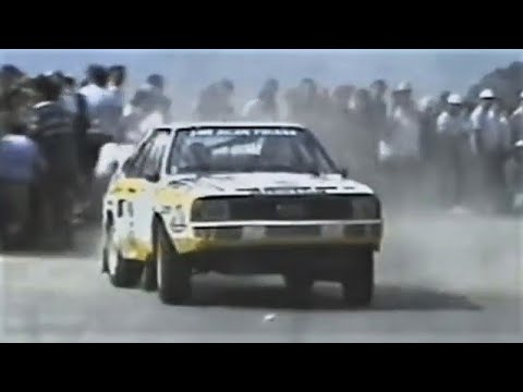 Rally | GROUP B | On The Limits Compilation - Quality footage | HD