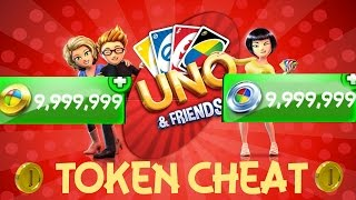 Uno And Friends Token Cheat !!!! - 2016 (Free)