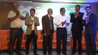 Innovative Ideas to solve existing problems through BSDI Project Exhibition 2015