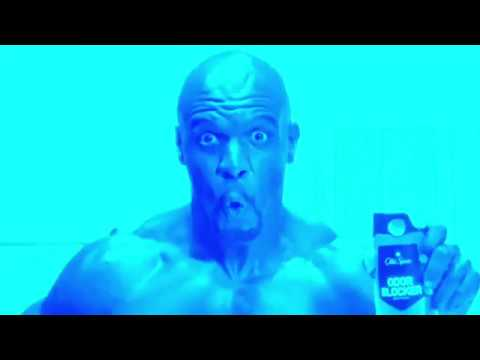 Terry Crews Old Spice Commercial But It's Vocoded To The Harmonized Version
