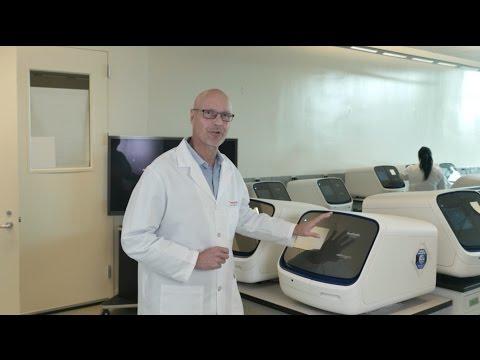 SeqStudio Genetic Analyzer Live Announcement   May 22, 2017