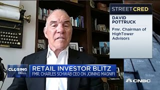 Former Charles Schwab CEO on the rise in retail investing