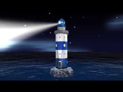 06a449a20 3D PUZZLE- MAJÁK V PŘÍBOJI noční edice - YouTube