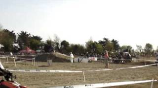 video portbail cours sable 2009 banshee raptor...
