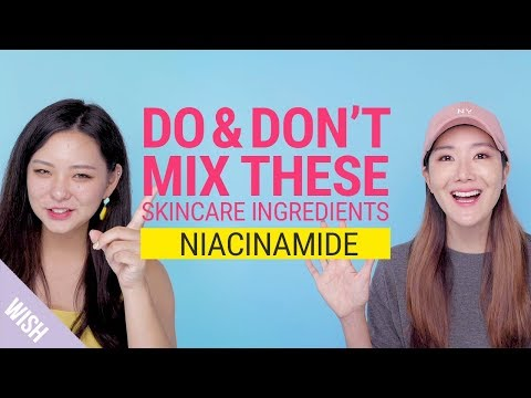 All About Niacinamide Vitamin B3 from Product Recommendation to Ingredient Combination