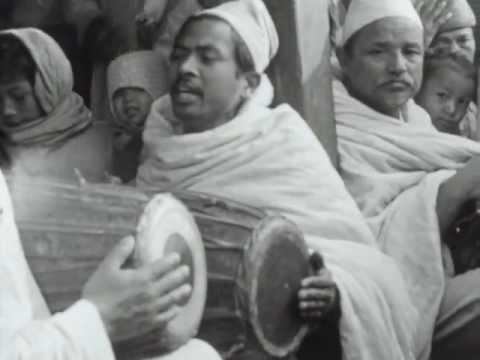 Newar musicians, Nepal 1955-56