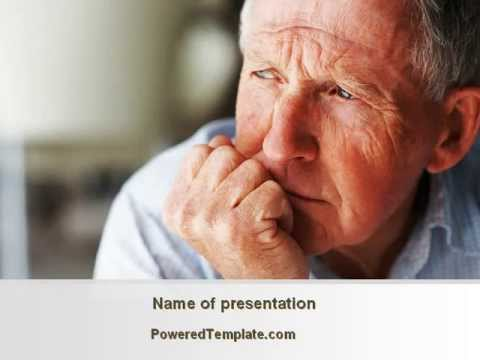 Old man powerpoint template by poweredtemplate youtube old man powerpoint template by poweredtemplate toneelgroepblik Image collections