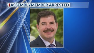 California Assemblyman Joaquin Arambula arrested, police accusing him of injury to a child
