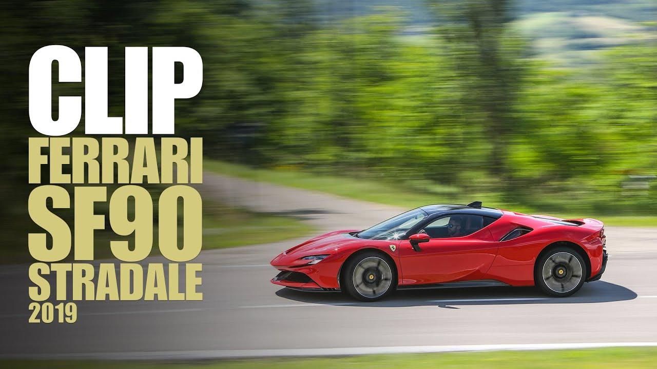 Ferrari SF90 Stradale | Com'è e come va l'ibrida alla maniera di Maranello