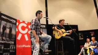 Andy & Lucas en Canal Fiesta - Silencio (20/03/14)