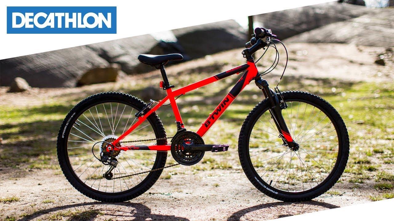 mountainbike bambino rockrider 500 b 39 twin decathlon On biciclette decathlon bambino