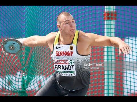 European U23 / Championships / Men's Discus Throw / Final / HD