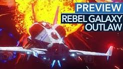 Lust auf Freelancer 2 oder Privateer 3? - Schaut euch Rebel Galaxy Outlaw mal an!
