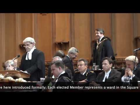 Court of Common Council - Behind the scenes with the City of London Corporation