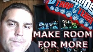 Skylanders Trap Team Making Room For More