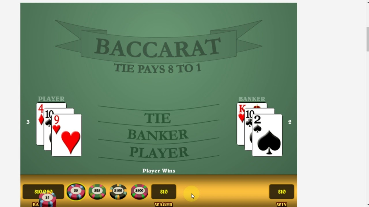 Baccarat System Profits Guaranteed