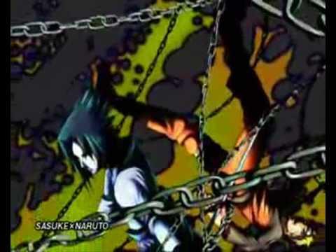 Naruto Shippuden Ending4 ( Mezamero Yasei) مترجمة عربي
